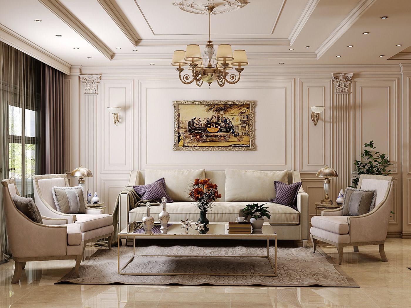 Những lưu ý phong thuỷ cần biết khi thiết kế nội thất