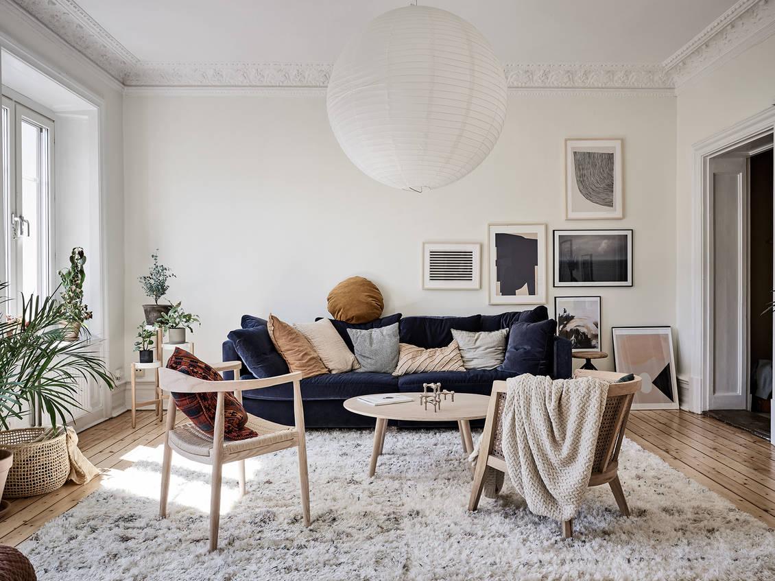 Scandinavian - Sức hút đến từ sự tinh tế giản đơn