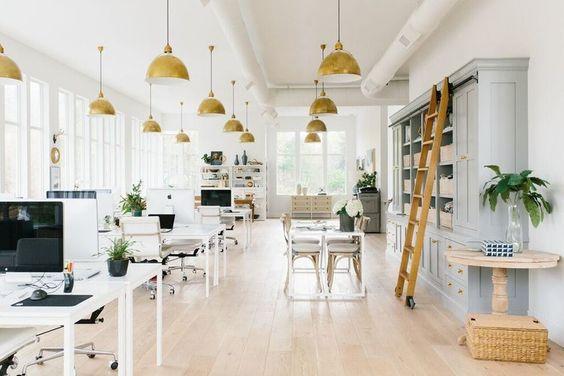 3 phong cách thiết kế nội thất văn phòng - khơi nguồn cảm hứng sáng tạo