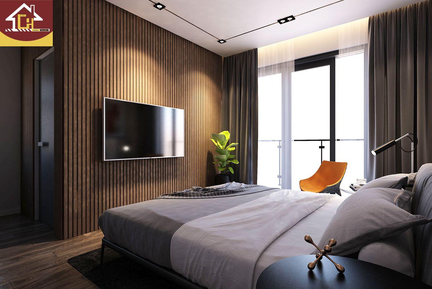 Thiết kế thi công nội thất biệt thự tại Vinhomes Thăng Long