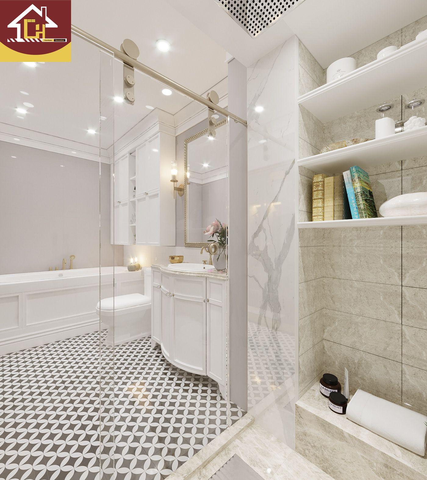 Thiết kế nội thất căn hộ chung cư Vinhomes Smart City