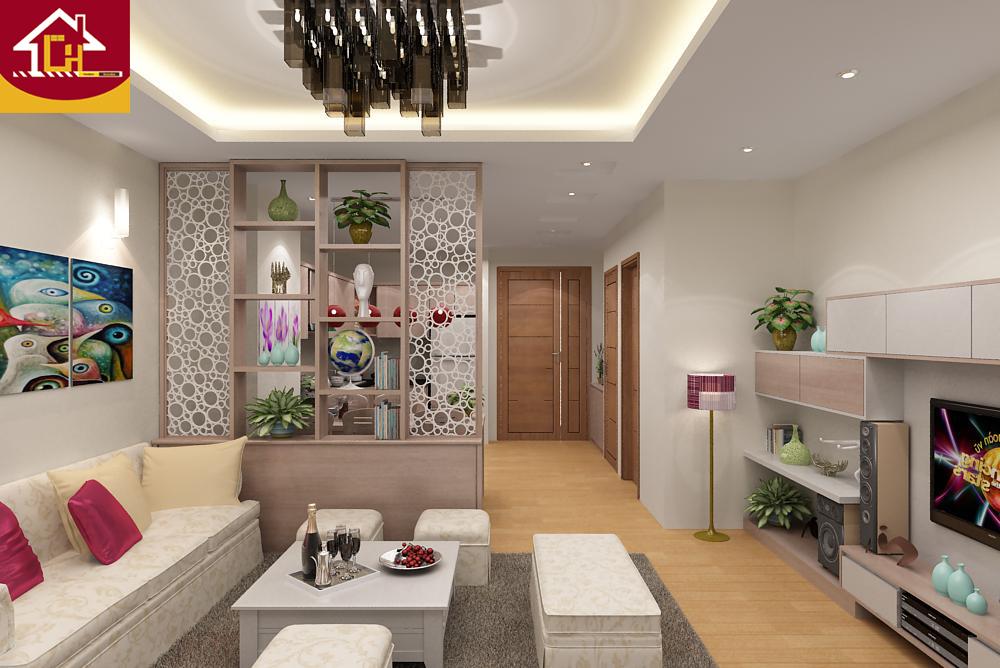 Dự án chung cư 94m2 - The Link Ciputra
