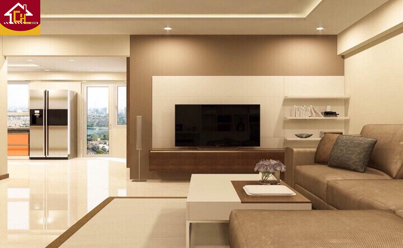 Dự án chung cư anh Hiếu - Golden place