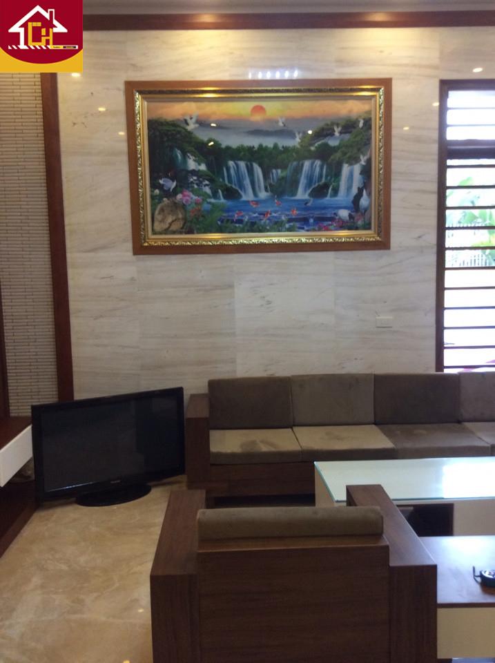 Dự án biệt thự anh Hải - Linh Đàm